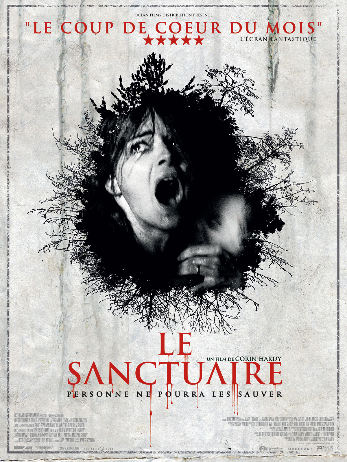 Movie Poster Le Sanctuaire